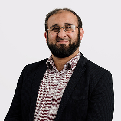 Dr Farhan Aizaz