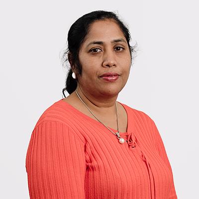 Dr Sunita Chalumuri